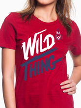 Load image into Gallery viewer, Wild Thing Indians Women's T Shirt