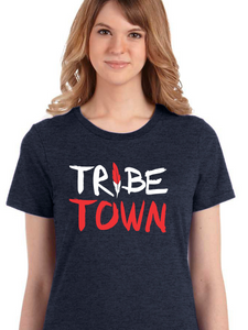 Women's Tribe Time / Tribe Town Lightweight T Shirt