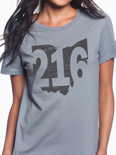 Load image into Gallery viewer, 216 Ohio Women's T Shirt