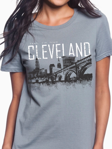 Yeah I'm From Cleveland Women's T Shirt