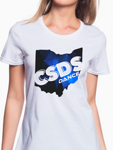 Load image into Gallery viewer, CSDS Dance Ohio Short Sleeve T Shirt