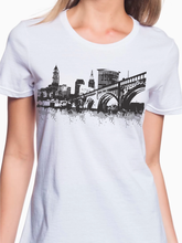 Load image into Gallery viewer, CLE Skyline Women's T Shirt
