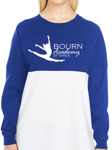 Bourn Academy Women's Game Day Jersey Long Sleeve T-Shirt