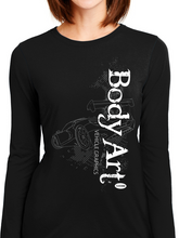 Load image into Gallery viewer, Body Art Car Women's Long Sleeve T Shirt