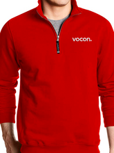 Load image into Gallery viewer, Vocon Unisex Crosswind Quarter Zip Pullover