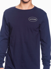 Load image into Gallery viewer, VMS Pocket Logo Long Sleeve Unisex T Shirt
