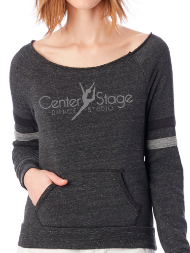 Center Stage Dance Studio Eco-Fleece Sweatshirt