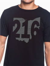 Load image into Gallery viewer, 216 Ohio Unisex T Shirt