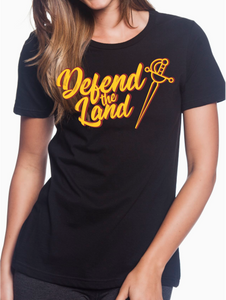 Defend the Land Lightweight Women's T Shirt