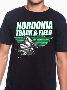 Nordonia Track & Field Unisex T Shirt