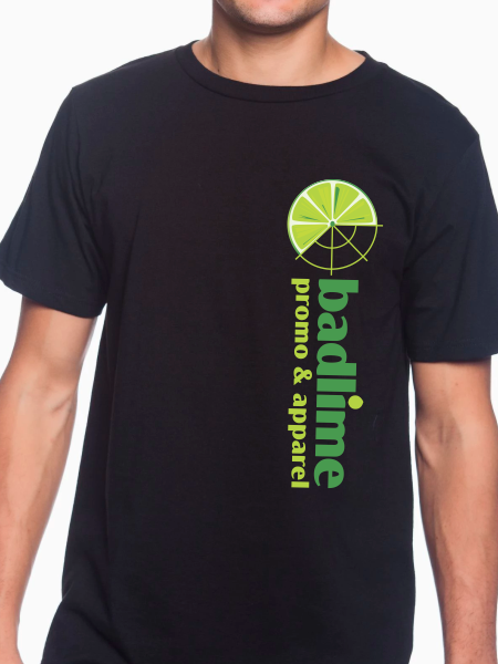 Badlime Vertical Unisex T Shirt