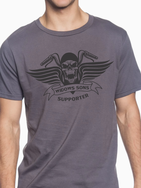 Skull & Wings Unisex T Shirt