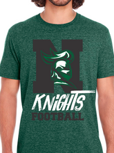 Load image into Gallery viewer, Nordonia Knights N Athletic Unisex T Shirt
