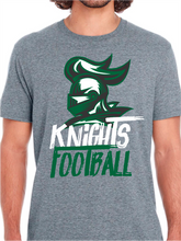 Load image into Gallery viewer, Nordonia Football Brush Unisex T Shirt
