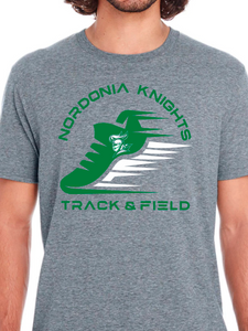 Nordonia Track In Motion Unisex T Shirt