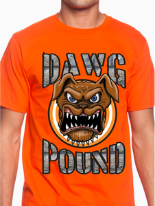 Dawg Pound Unisex T Shirt