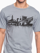 Load image into Gallery viewer, CLE Skyline Unisex T Shirt