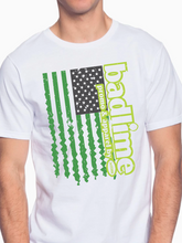 Load image into Gallery viewer, Badlime Flag Unisex T Shirt