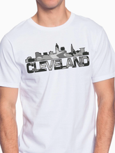 Load image into Gallery viewer, Cleveland Camo Skyline Unisex T Shirt