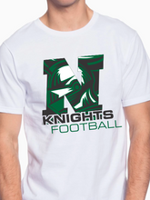 Load image into Gallery viewer, Nordonia Knights N Modern Unisex T Shirt