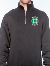 Load image into Gallery viewer, St. Patrick's Day Unisex Quarter Zip Sweatshirt