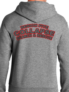 Region 5 Collapse Search & Rescue Pullover Hoodie