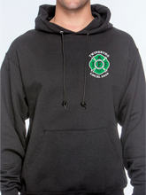 Load image into Gallery viewer, Green Unisex Pullover Hoodie