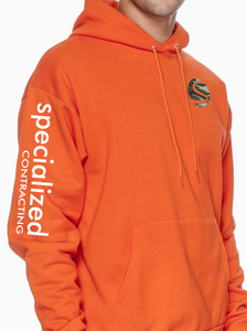 Specialized Contracting Pull Over Hooded Sweatshirt