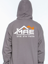 Load image into Gallery viewer, MAE Construction Pull Over Sweatshirt