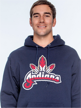 Load image into Gallery viewer, Indians Pull Over Sweatshirt