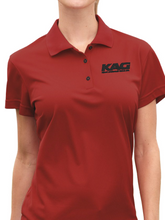 Load image into Gallery viewer, KAG Women's Climalite Basic Sport Shirt