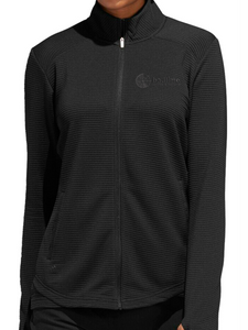 Badlime Women's Textured Full-Zip Jacket