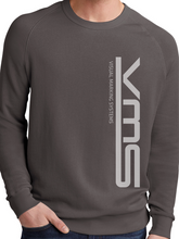 Load image into Gallery viewer, VMS Vertical Washed Terry Champ Crewneck Sweatshirt