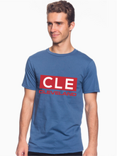 Load image into Gallery viewer, Men's Cleveland Block Lightweight T