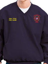 Load image into Gallery viewer, Twinsburg Fire Duty Windshirt