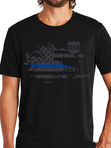 In Memory of Officer Miktarian Unisex T Shirt