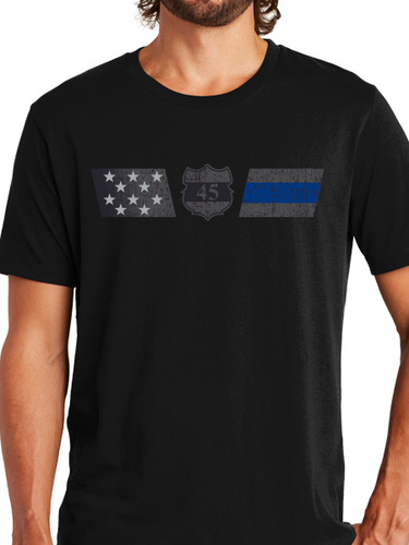 Officer Miktarian Flag Unisex T Shirt