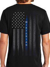 Load image into Gallery viewer, Officer Miktarian Flag Unisex T Shirt