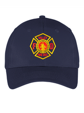Load image into Gallery viewer, Valley Fire District Twill Cap