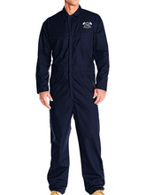 Load image into Gallery viewer, Granger Long Sleeve Twill Action Back Coveralls