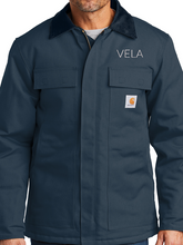 Load image into Gallery viewer, VELA - Duck Traditional Coat