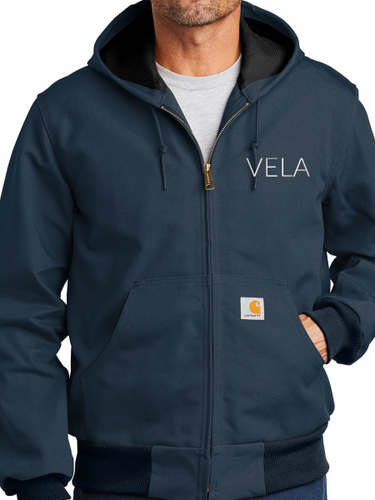 VELA - Thermal-Lined Duck Active Jacket