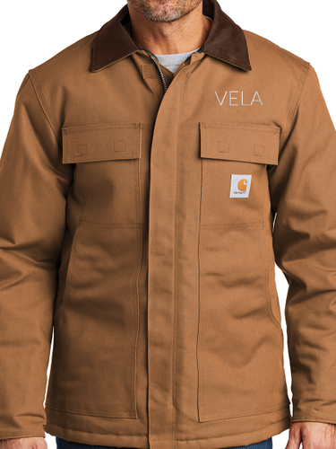 VELA - Tall Duck Traditional Coat
