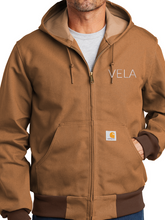 Load image into Gallery viewer, VELA - Tall Thermal-Lined Duck Active Jacket