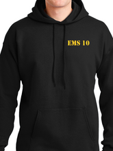 Load image into Gallery viewer, Columbus Fire - Eagle Diamond Plate Unisex Pullover Hoodie ES/EMS