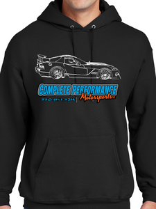 Complete Performance Sketch #4 Pullover Hoodie