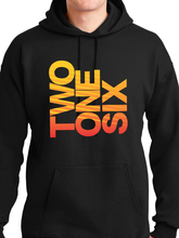Load image into Gallery viewer, Two One Six Unisex Pullover Hoodie