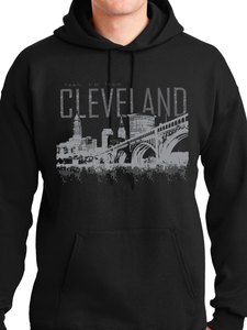 Yeah I'm From Cleveland Unisex Pullover Hoodie