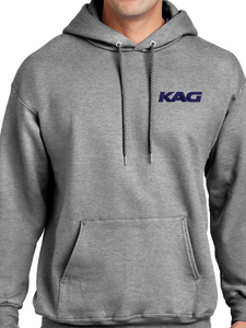 KAG Ultimate Cotton Hooded Sweatshirt