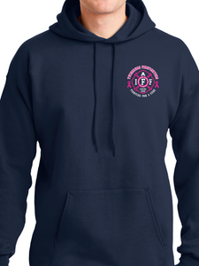 Breast Cancer Awareness Pullover Hoodie
